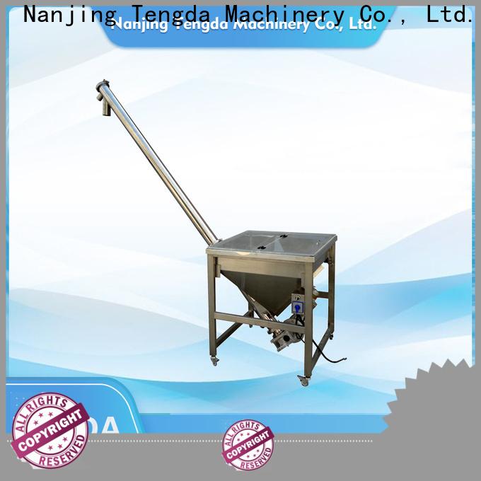 TENGDA Latest twin screw pelletizer company for clay
