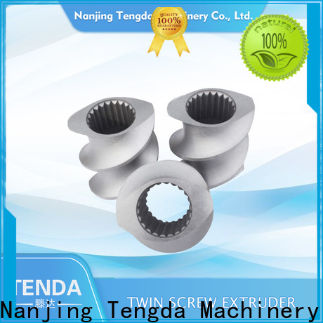 Latest plastic extruder parts for business for PVC pipe