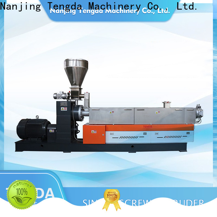 TENGDA Wholesale laboratory extruder for business for clay