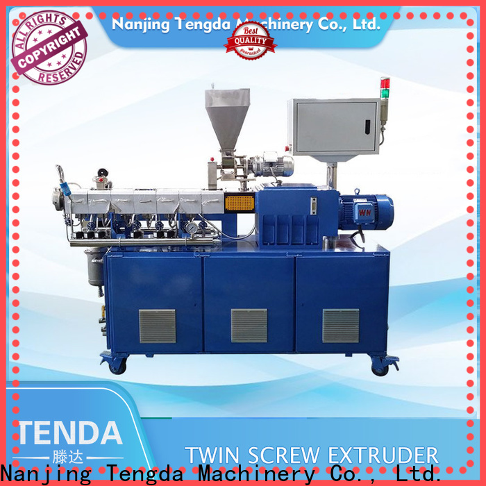 TENGDA Wholesale lab extruder for sale supply for food