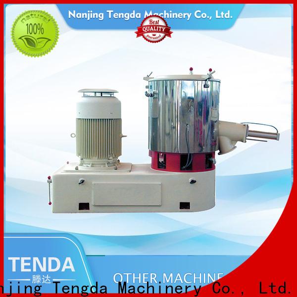 TENGDA Best pelletizer machine manufacturers factory for food