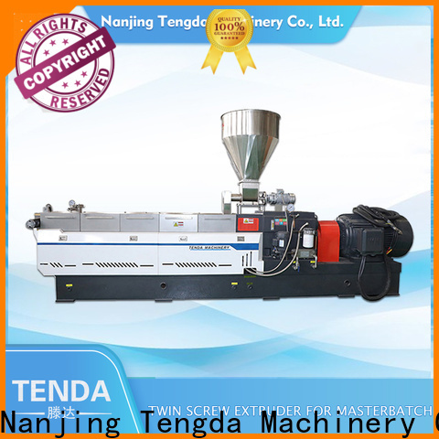 Top screw extruder machine for business for clay
