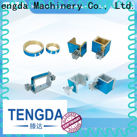 TENGDA Latest extruder machine parts suppliers manufacturers for PVC pipe