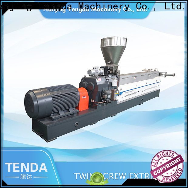 Wholesale twin screw food extruder manufacturers for clay