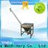 TENGDA Latest small screw feeder company for food