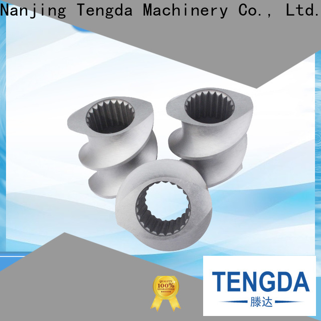 TENGDA Wholesale extruder parts suppliers suppliers for plastic