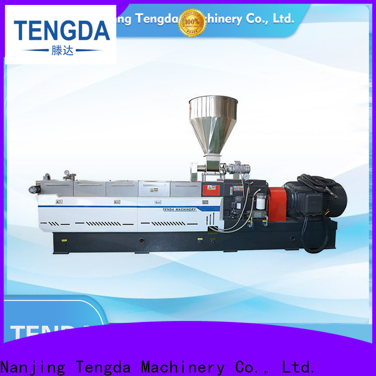 TENGDA pvc extruders suppliers for PVC pipe