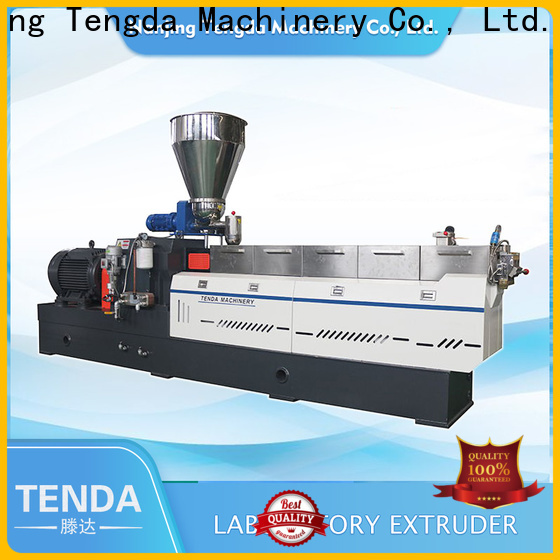 Wholesale double screw extruder for business for plastic