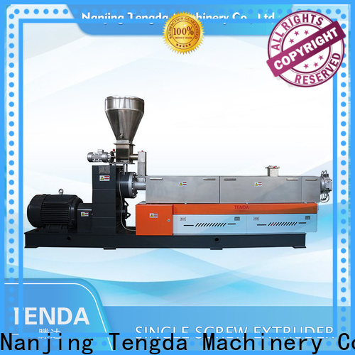 TENGDA Best co extrusion machine factory for food