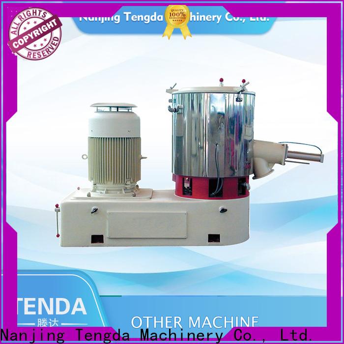 High-quality powder mixer machine factory for plastic