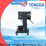 TENGDA pelletizer machine manufacturers supply for plastic