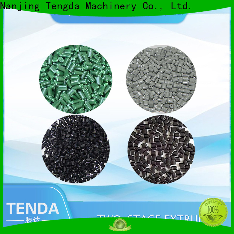 TENGDA Wholesale nylon extrusion machine suppliers for plastic