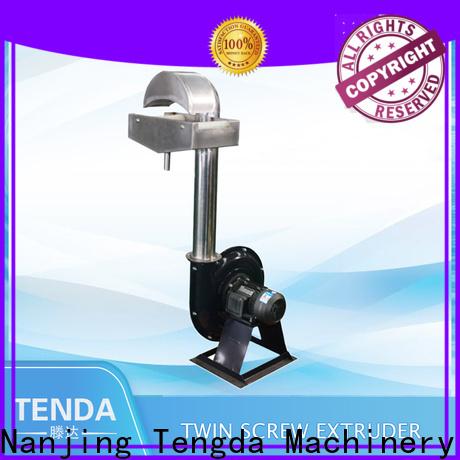 TENGDA plastic pelletizer company for PVC pipe