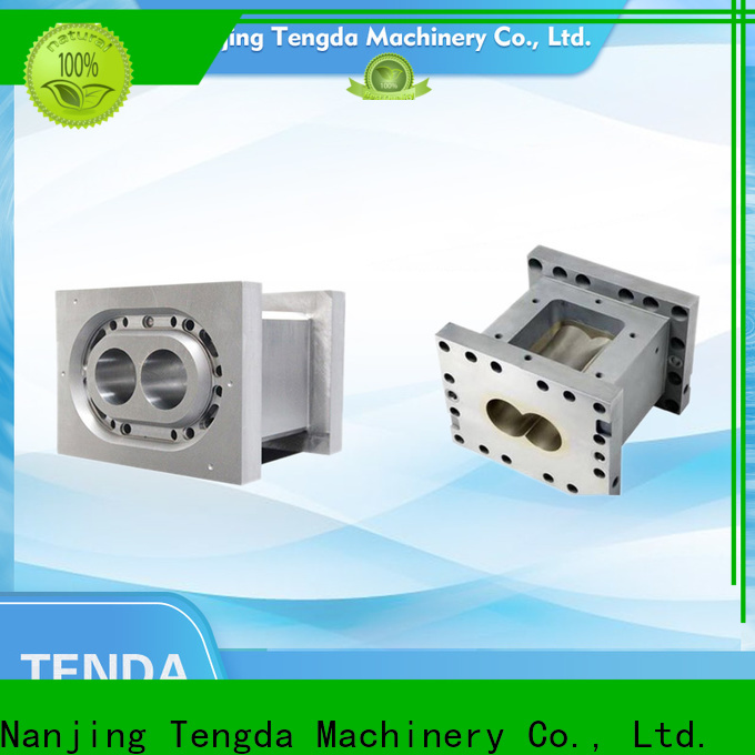 TENGDA extruder parts manufacturers factory for PVC pipe