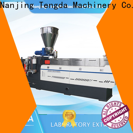 TENGDA High-quality multi screw extruder company for clay