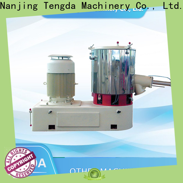 TENGDA Top extruder dryer factory for clay