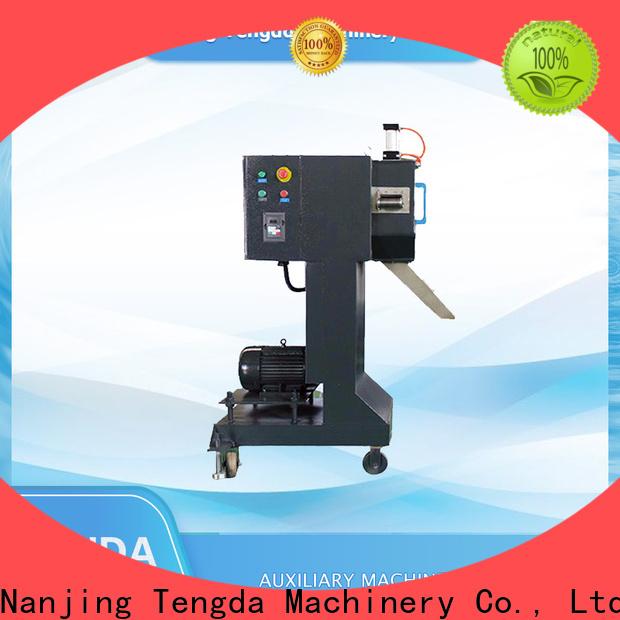 TENGDA twin screw pelletizer factory for clay