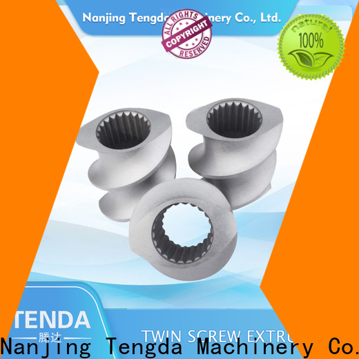 TENGDA Best extruder parts supplies supply for clay
