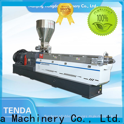 TENGDA Best extruder machine working suppliers for PVC pipe