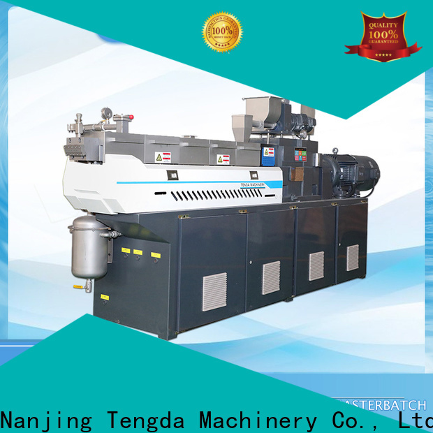 Top lab twin screw extruder for business for PVC pipe