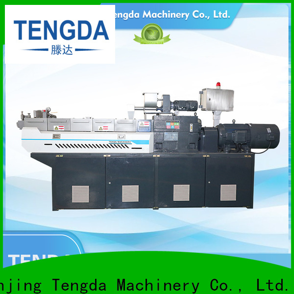 Best tsh laboratory extruder factory for clay