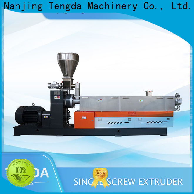 Wholesale single screw extruder for sale company for PVC pipe