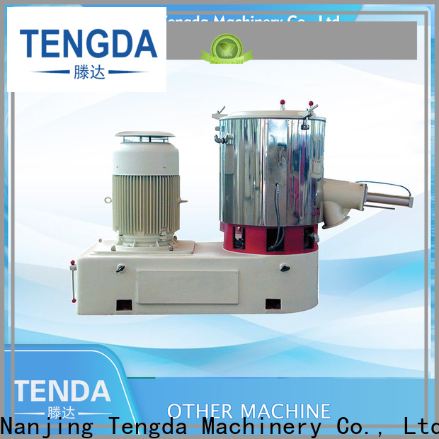 TENGDA pellet extruder supply for food