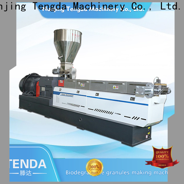TENGDA thermoplastic extrusion suppliers for food