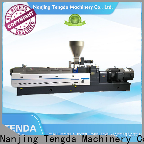 Top screw extruder company for plastic