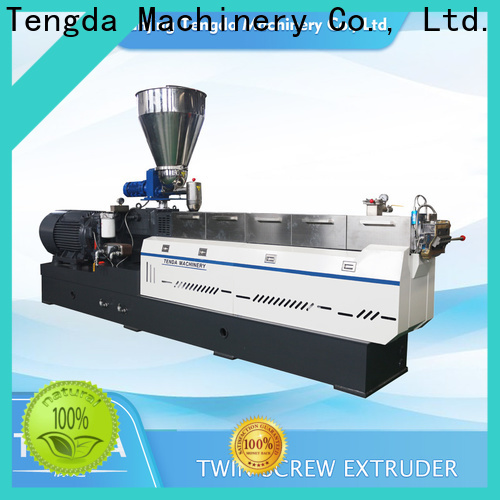 TENGDA Wholesale polymer extruder manufacturers for PVC pipe