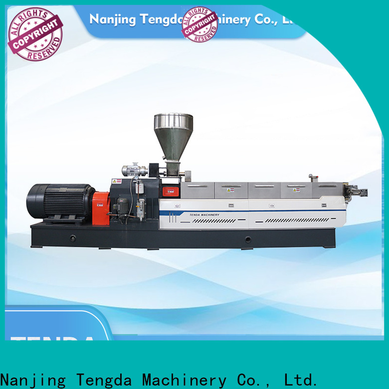 TENGDA extruder screw price factory for food