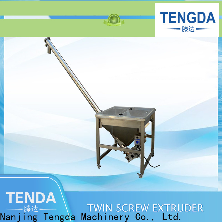 TENGDA extruder dryer company for clay