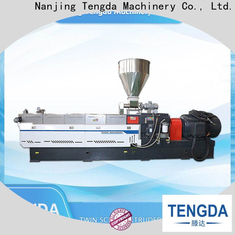 TENGDA New tsh-plus twin screw extruder for business for food