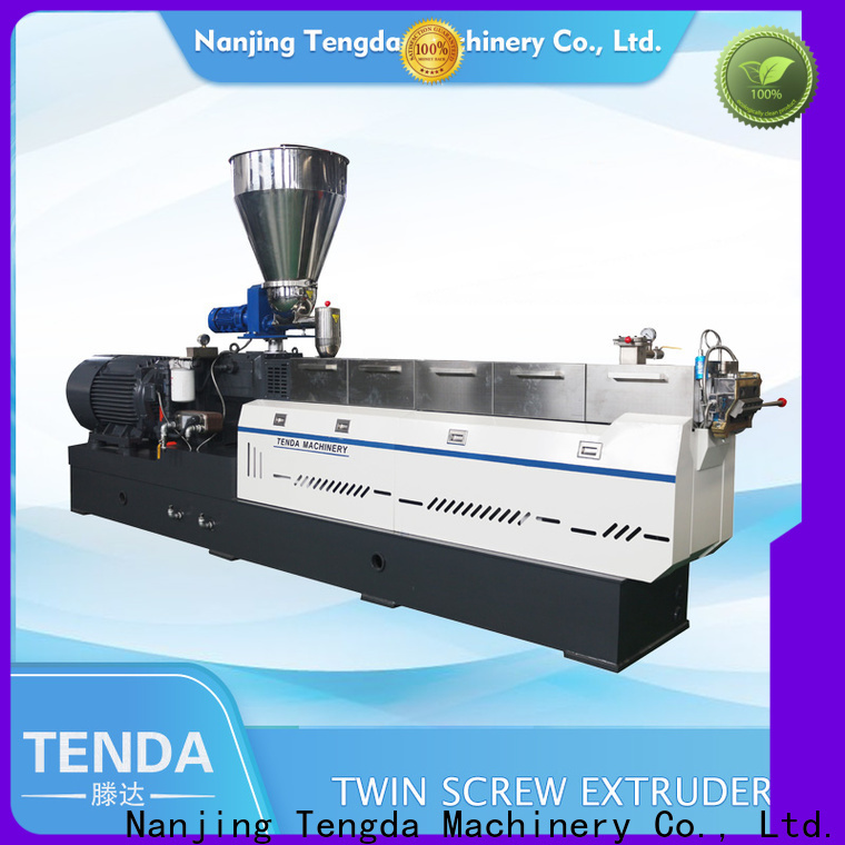 TENGDA pipe extrusion manufacturers for food