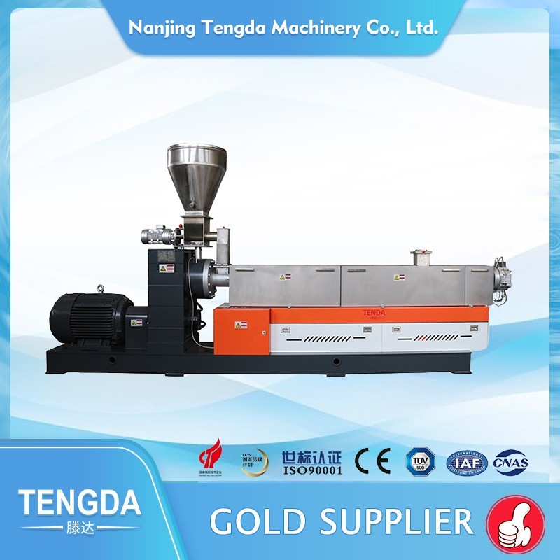Single Screw Extruder Machine for Making Recycled Plastic Flake Manufacturers