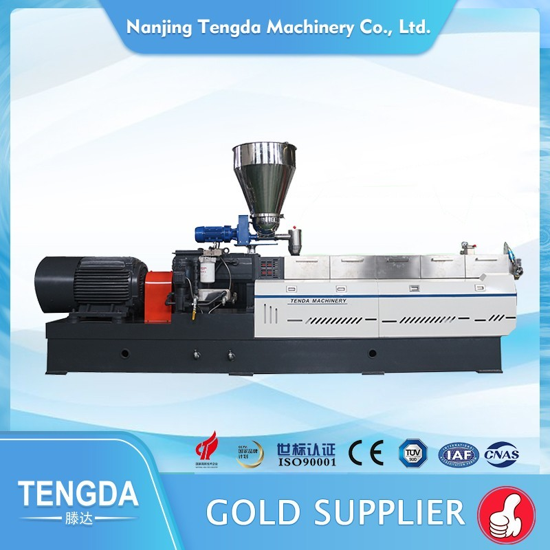 Wholesale TDH Twin Screw Extruder Machine for Masterbatch