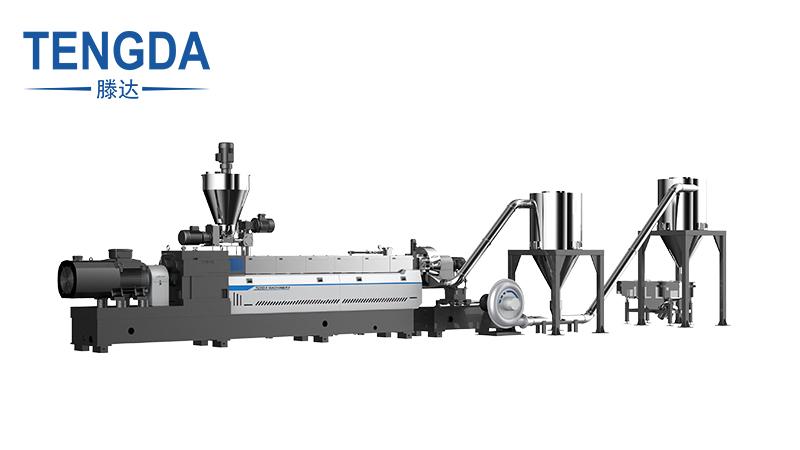 Wholesale Twin Screw Extruder Machine for Masterbatch