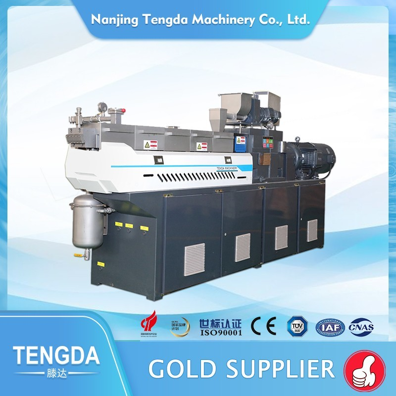 TSH-35 Laboratory Twin Screw Extruder with Integrated Design