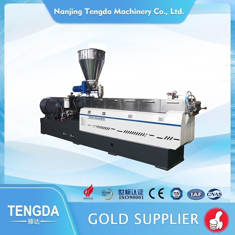 TDH-52D Twin Screw Extruder with High Torque Gearbox