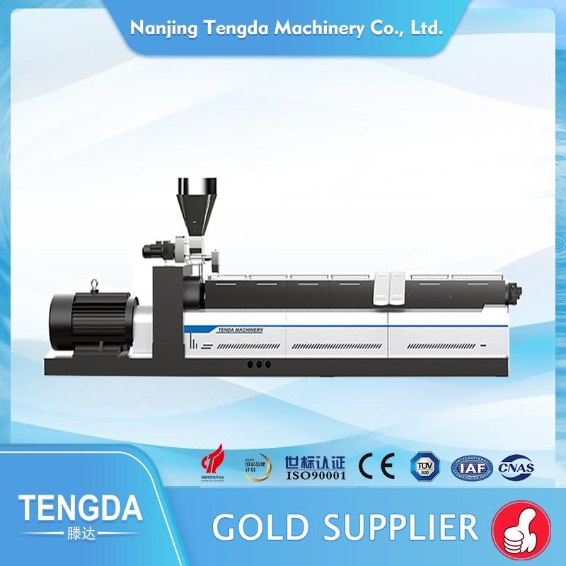 TENGDA screw extruder machine supply for plastic-2