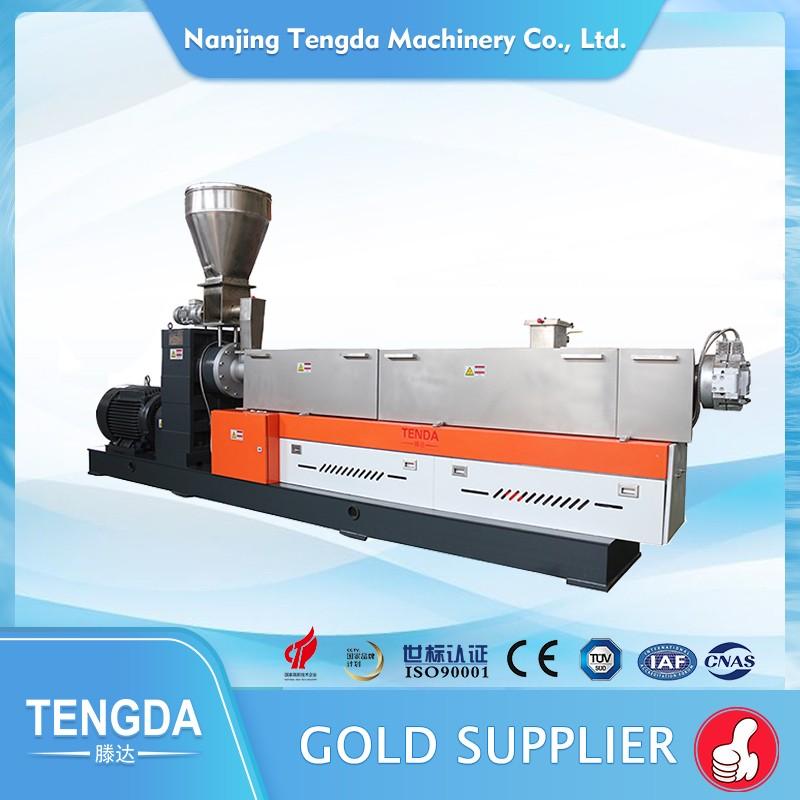 TENGDA screw extruder machine supply for plastic-1