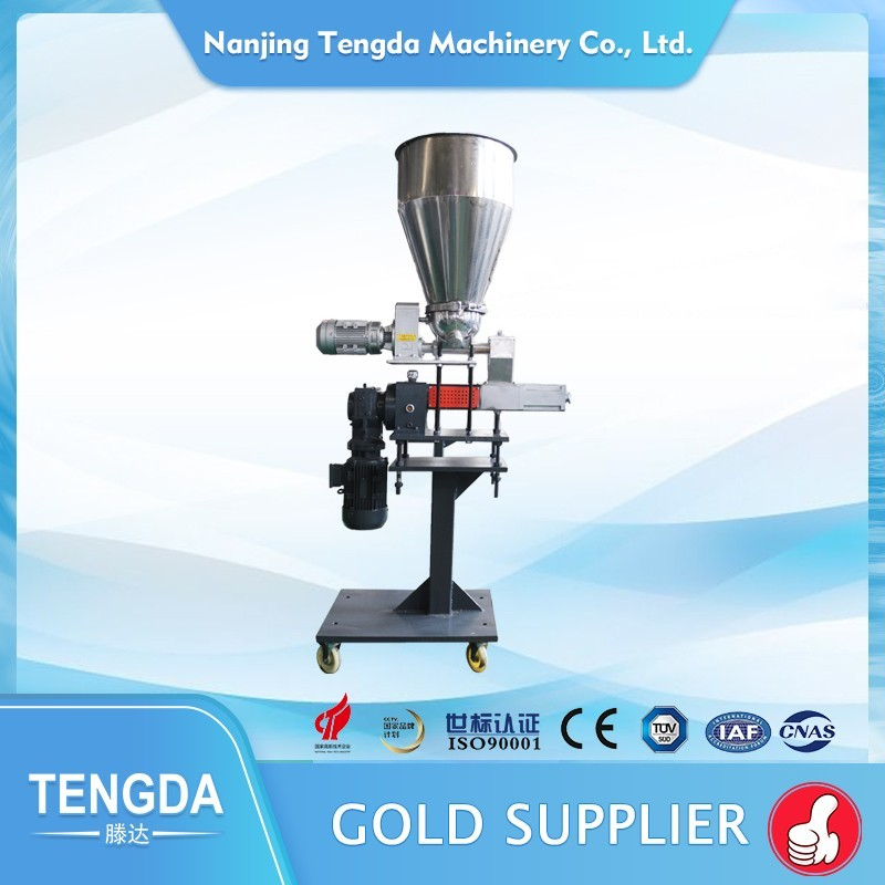TD-CW Two Stage Forced Side Feeder Machine Manufacturer