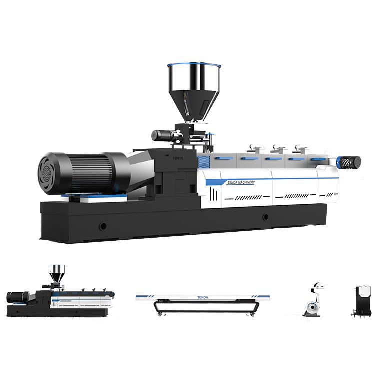 Buy Twin Screw Extruder Machine for Masterbatch