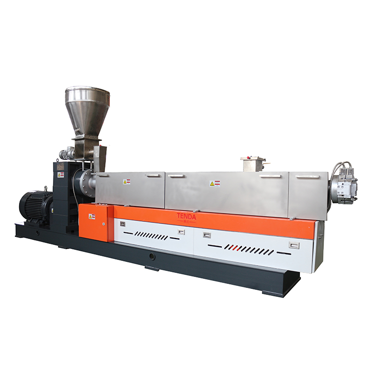 Latest single screw extruder food processing factory for PVC pipe-2