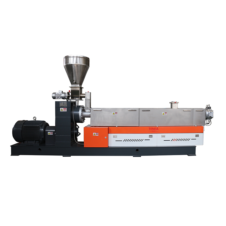 Single Screw Extruder Machine for Making Recycled Plastic granules Manufacturers