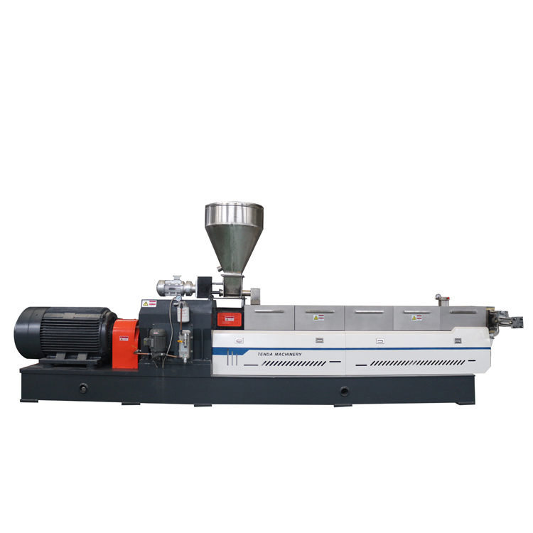 TENGDA Top twin screw extrusion machine factory for clay-1