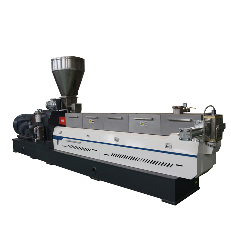 TENGDA Top twin screw extrusion machine factory for clay-2